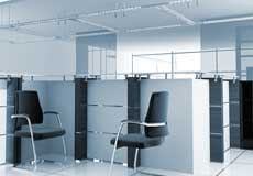 Advanced Office Interiors - Office Partitions