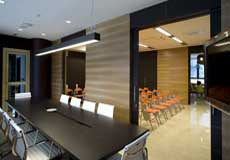 Advanced Office Interiors - Office Boardroom Fitout